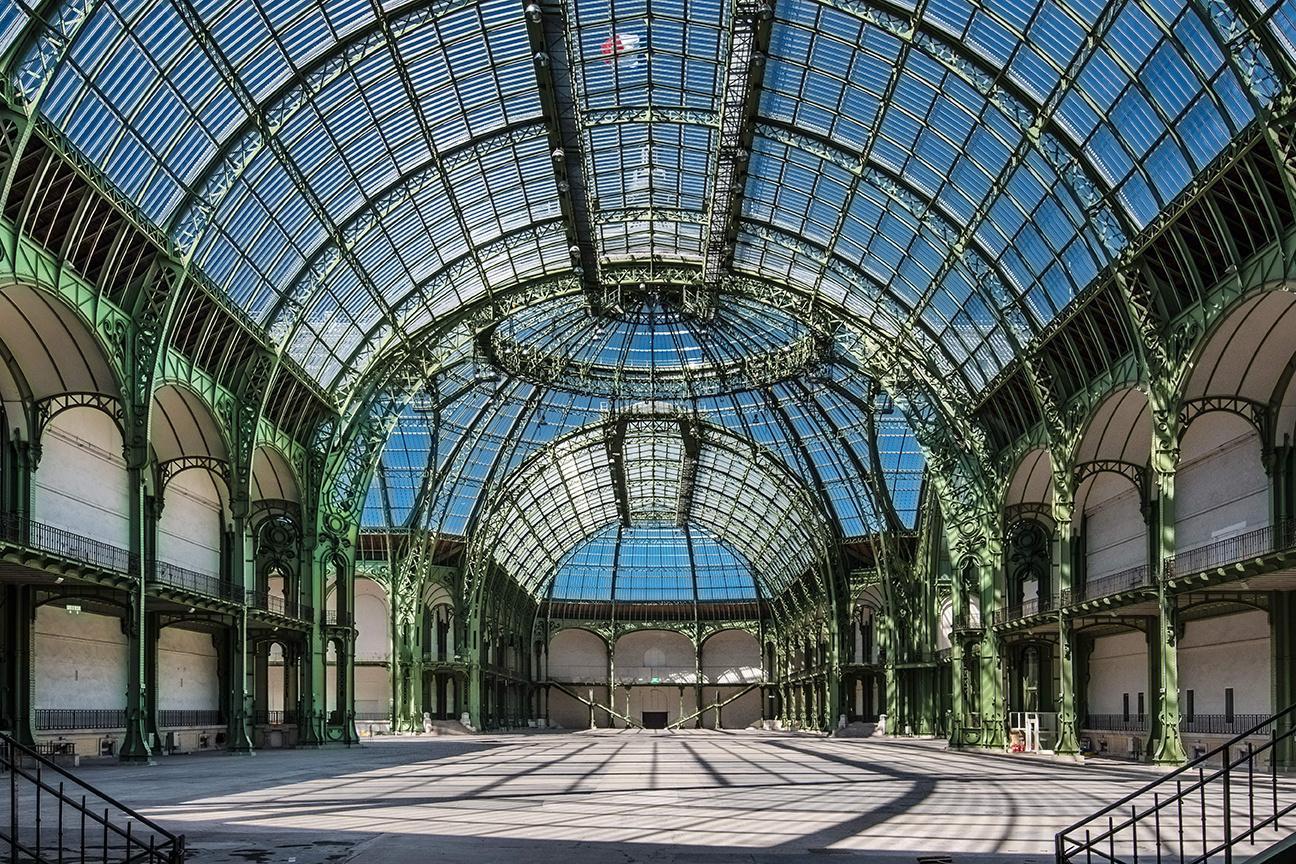 349898 La Nef Est A Vous Visite Exceptionnelle De La Nef Du Grand Palais